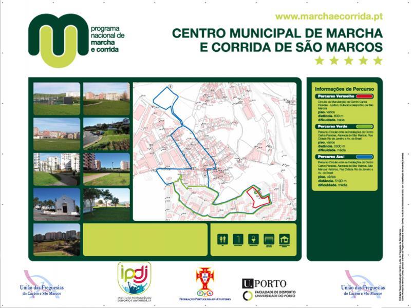 Centro Municipal de Marcha e Corrida de São Marcos