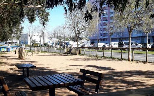 Parque Canino Junto ao Eco Águas