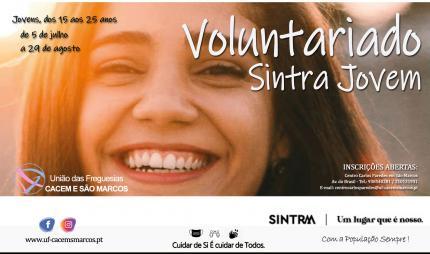 Cacém e São Marcos Jovem - Voluntariado Sintra Jovem 2021