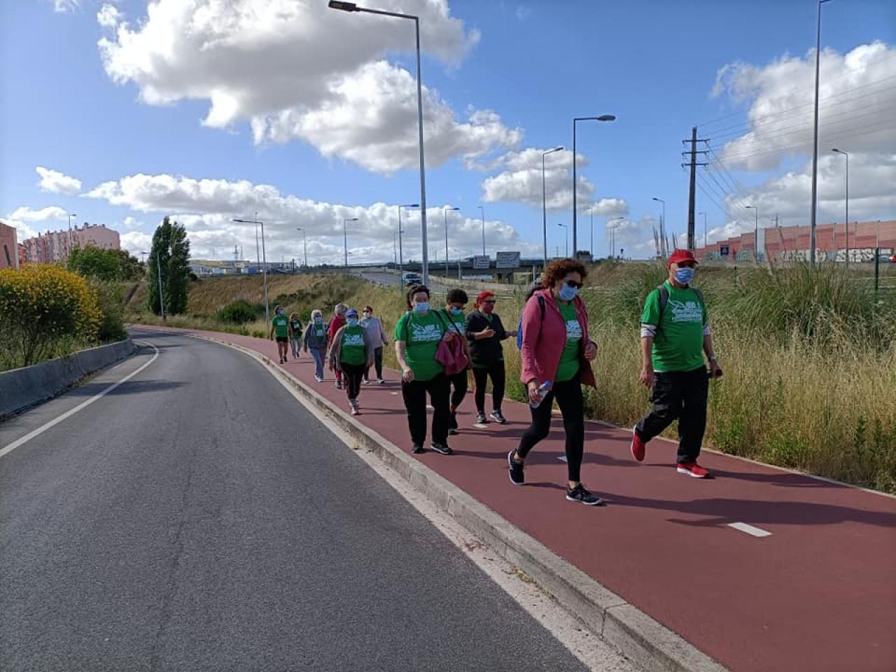 Desporto - Caminhadas
