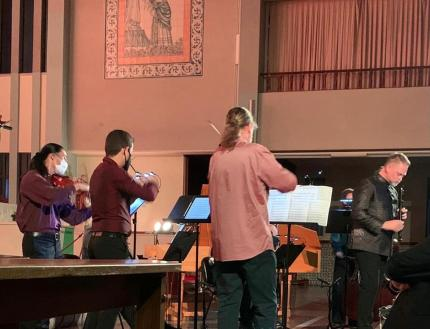 Concertos na Igreja