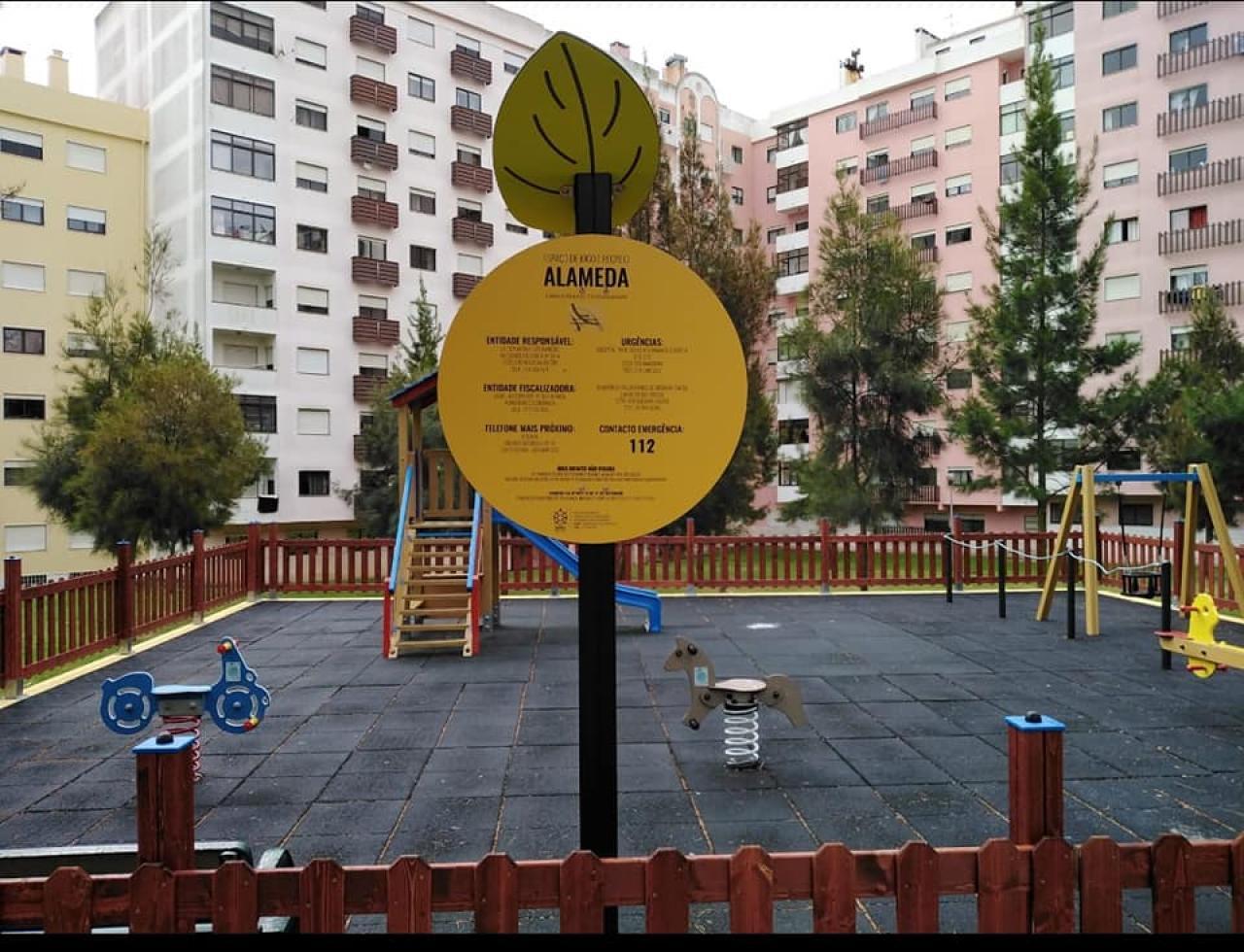 Parque Infantil Alameda de São Marcos