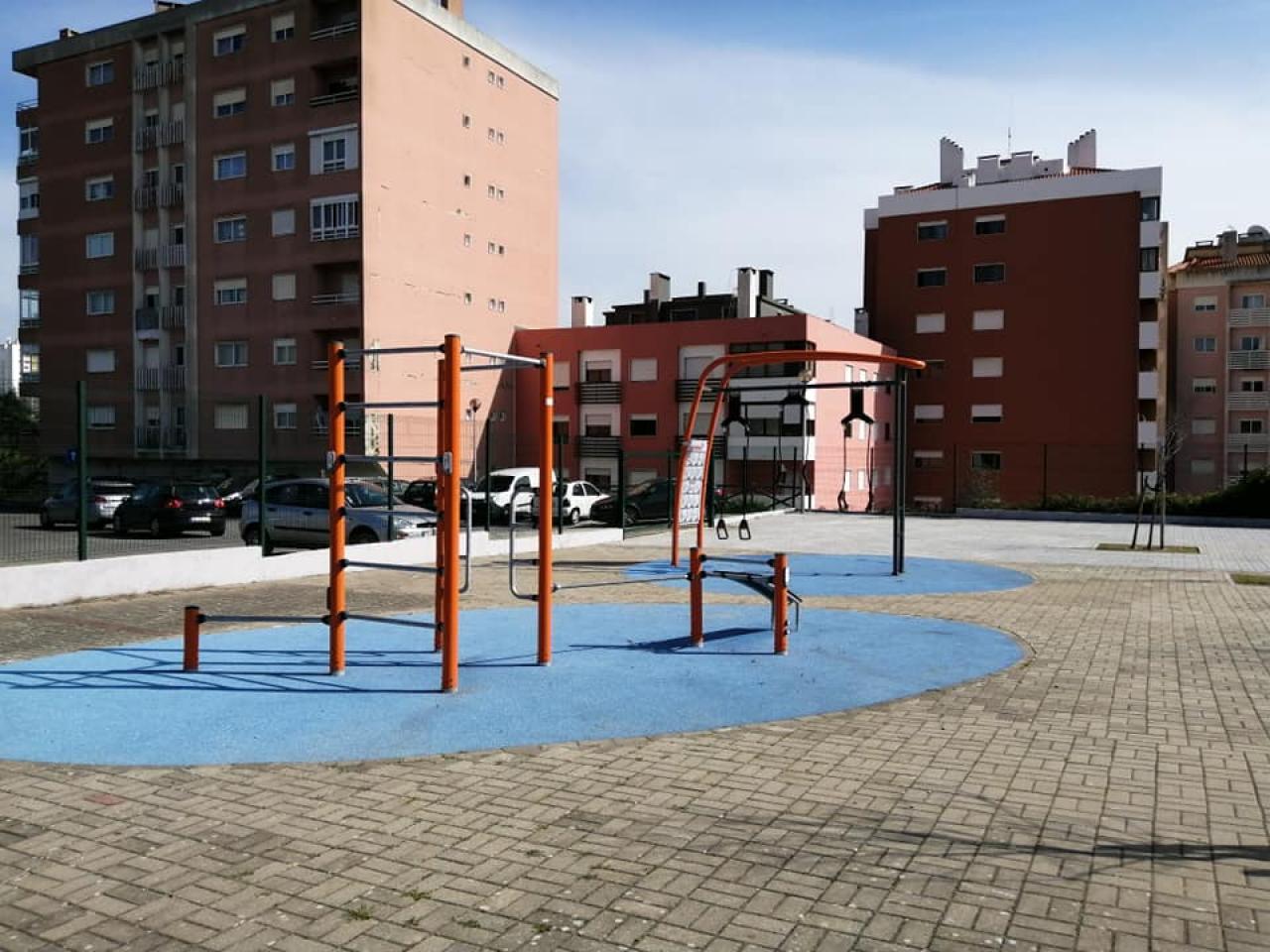 Reabertura dos Parques Infantis na Freguesia