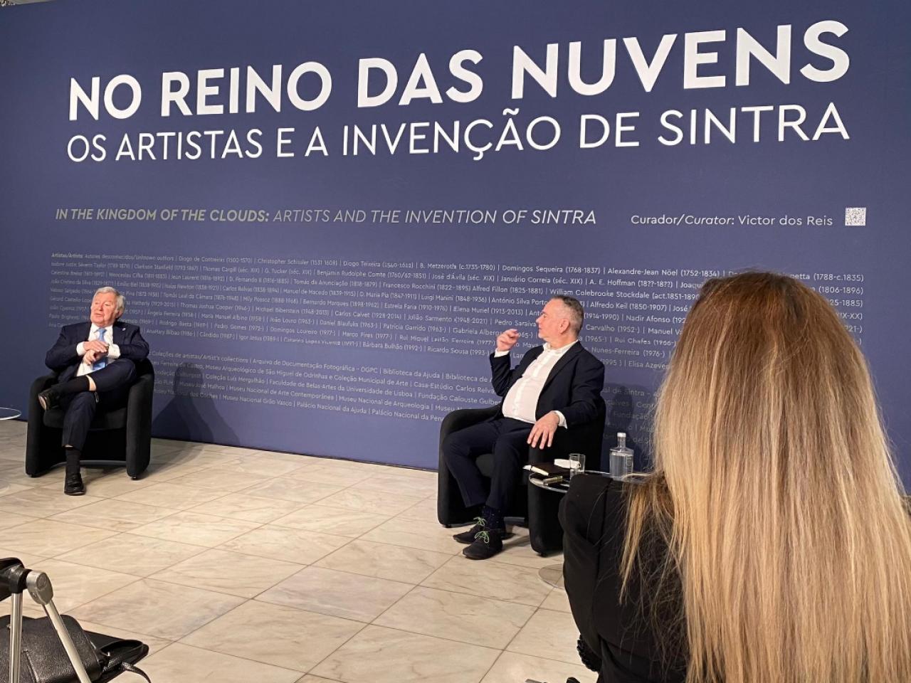 """Exposição """"No Reino das Nuvens"""" no Musa em Sintra"""