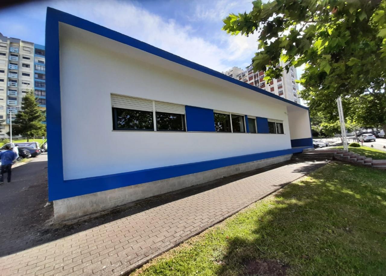 Requalificação da 68ª Esquadra da PSP de São Marcos