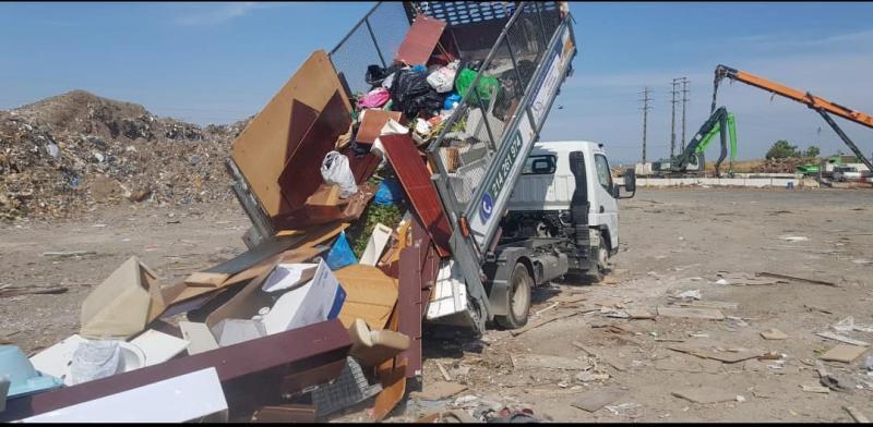Recolha de Resíduos Urbanos