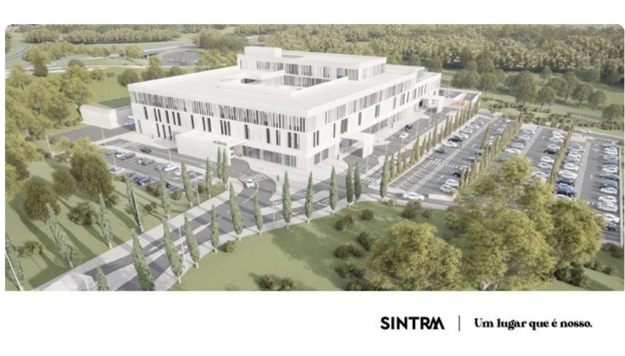 Sintra aprova adjudicação do novo Hospital